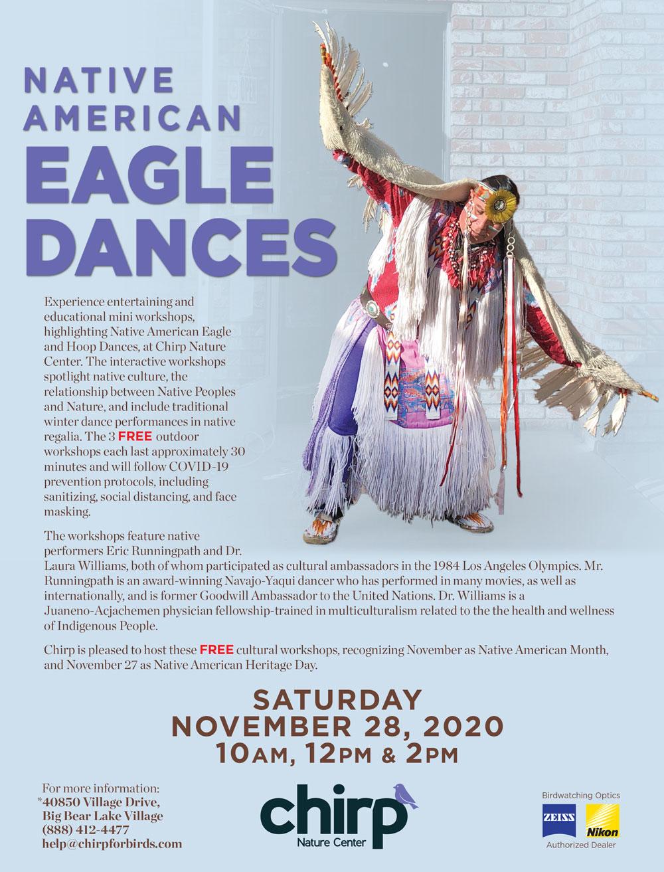 Eagle Dance flyer